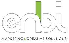 enbi marketing & creative solutions Logo